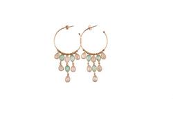 Earrings - Art. LA VIE EN ROSE
