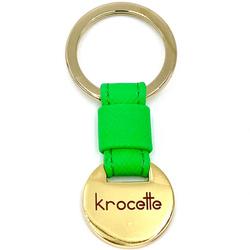 Keychain - Art. Stalkey (Green Gold)