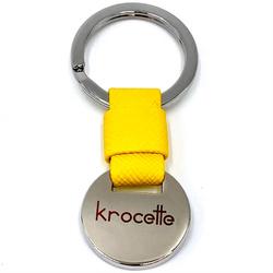Keychain - Art. Stalkey (Yellow Silver)