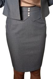 Sheath skirt - Art. Madreperla