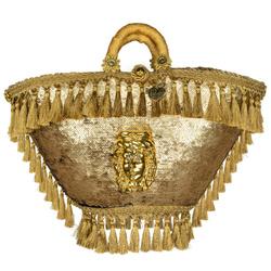 Shoulder Bag - Art. Coffa Fanciulla Luxe Oro