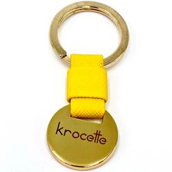 Keychain - Art. Stalkey (Yellow Gold)